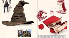 Primer Vistazo al Arte Conceptual Presentado por el Libro 'Harry Potter Page to Screen'