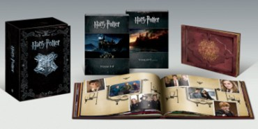 HOY: DVD/BLU-RAY DE 'HARRY POTTER Y LAS RELIQUIAS DE LA MUERTE, PARTE II'!