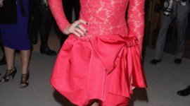 Emma Watson, Anfitriona de la Fiesta pre-BAFTA de Lancôme en el Hotel Savoy