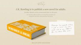 ¿Qué editorial hispana publicará el nuevo libro de J.K. Rowling?