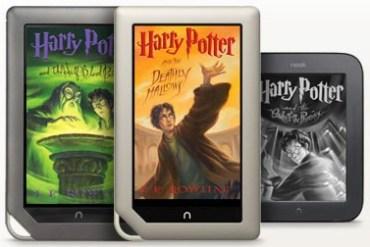 Amazon Confirma que Dueños de Kindles Podrán Prestarse los eBooks de 'Harry Potter'