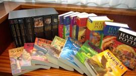 'Harry Potter', No. 3 en los 10 Libros Más Leídos en los Últimos 50 Años