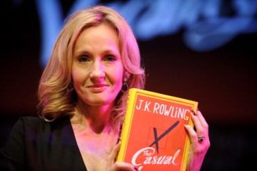 J.K. Rowling Tuvo Miedo al escribir 'The Casual Vacancy'