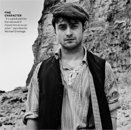 Harry Potter BlogHogwarts Daniel Radcliffe The Cripple of Inishmaan 2