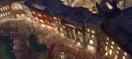 Harry Potter BlogHogwarts Diagon Alley