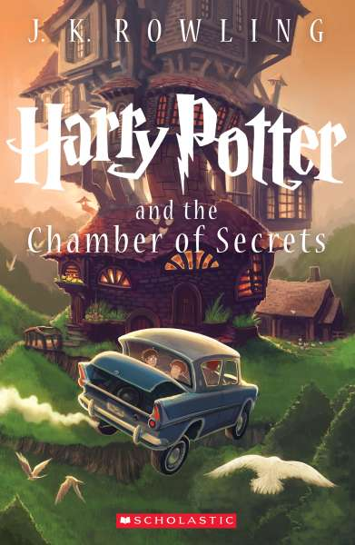 Harry Potter BlogHogwarts Harry Potter y la Camara Secreta Nueva Portada Scholastic