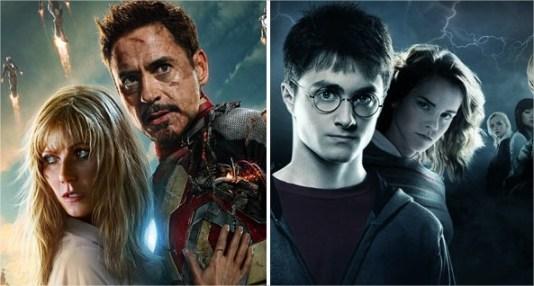 Harry Potter BlogHogwarts Iron Man 3