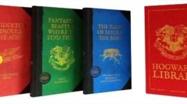 'Scholastic' Lanzará Nuevo Set de 3 Libros de la Biblioteca de Hogwarts el 29 de Octubre
