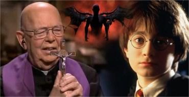 Presidente de la Asociación Internacional de Exorcistas Afirma que en 'Harry Potter' está Satanás