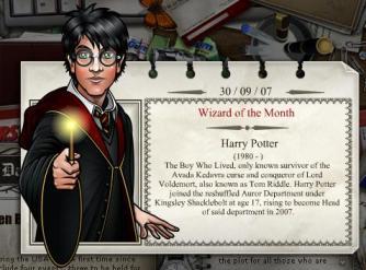 Harry Potter BlogHogwarts Mago del Mes