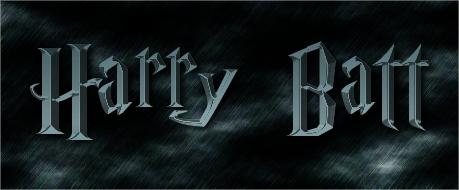 Harry Potter BlogHogwarts Harry Batt