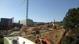 Primer Vistazo a la Construcción del Nuevo Parque de Harry Potter en Hollywood