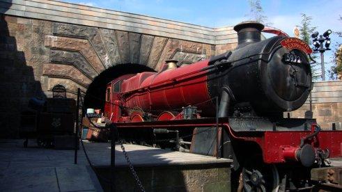 Harry Potter BlogHogwarts Expreso de Hogwarts