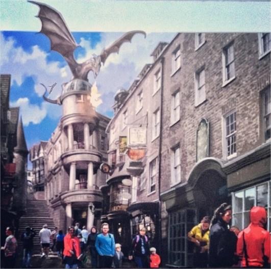 Harry Potter BlogHogwarts Callejon Diagon 03