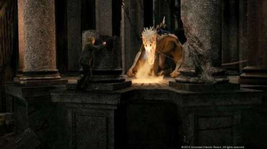 Harry Potter BlogHogwarts El Escape de Gringotts (3)