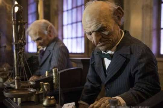 Harry Potter BlogHogwarts El Escape de Gringotts (4)