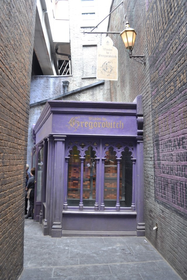 Harry Potter BlogHogwarts Callejon Diagon (7)