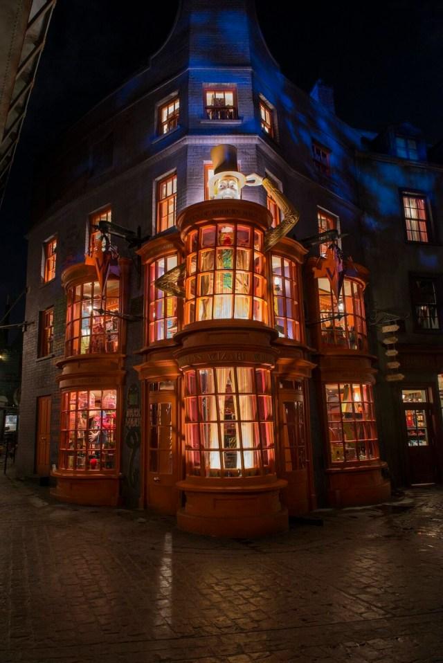 Harry Potter BlogHogwarts Callejon Diagon Orlando (2)