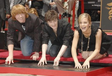 Daniel Radcliffe tendrá su propia Estrella en el Paseo de la Fama de Hollywood