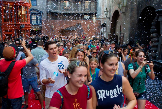 Harry Potter BlogHogwarts Apertura Callejon Diagon (10)