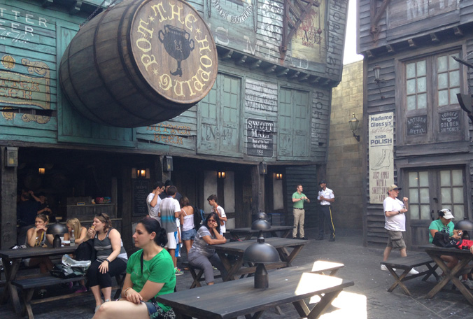 Harry Potter BlogHogwarts Apertura Callejon Diagon (31)