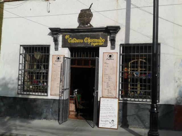 Harry Potter BlogHogwarts El Caldero Chorreado (10)
