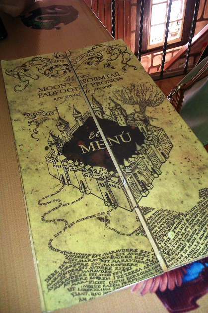 Harry Potter BlogHogwarts El Caldero Chorreado (7)