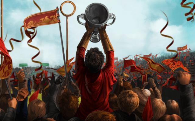 Harry Potter BlogHogwarts Final de Quidditch