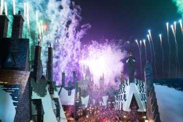 Universal Inaugura Oficialmente el Nuevo Parque de Harry Potter en Japón