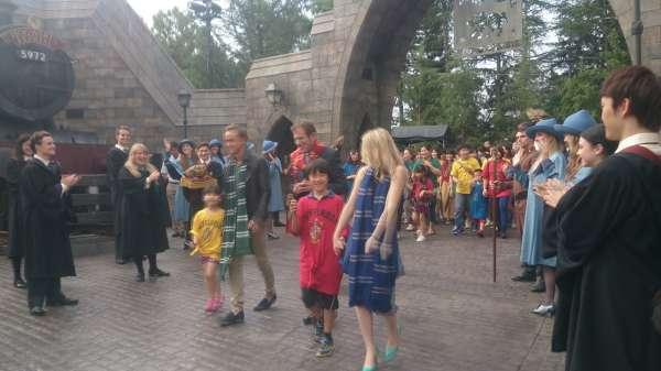 Harry Potter BlogHogwarts Inauguracion Parque Japon Tom Felton Evanna Lynch (6)