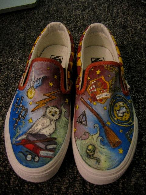 Harry Potter BlogHogwarts Zapatos de Harry Potter (18)