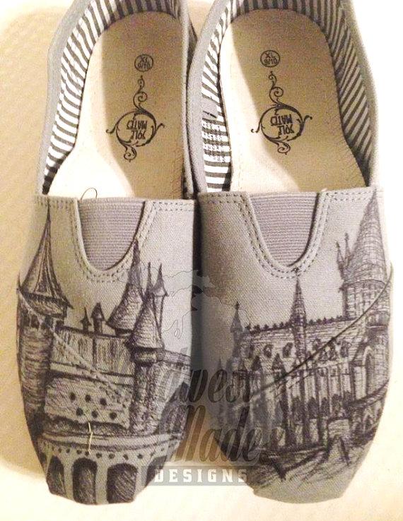 Harry Potter BlogHogwarts Zapatos de Harry Potter (25)