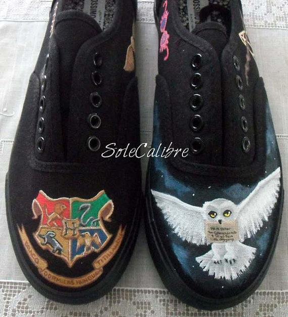 Harry Potter BlogHogwarts Zapatos de Harry Potter (26)