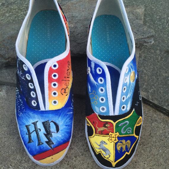 Harry Potter BlogHogwarts Zapatos de Harry Potter (30)