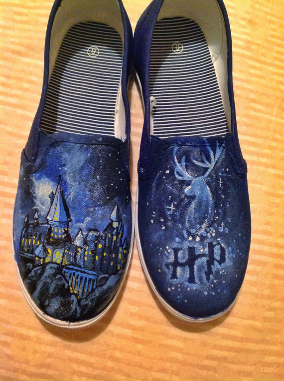 Harry Potter BlogHogwarts Zapatos de Harry Potter (5)