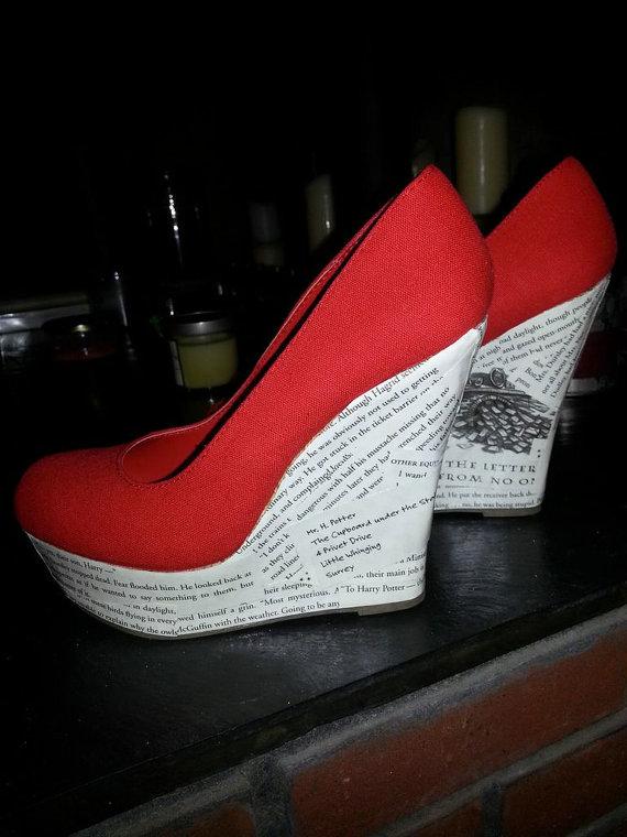 Harry Potter BlogHogwarts Zapatos de Harry Potter (8)