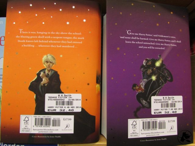 Harry Potter BlogHogwarts Bloomsbury Pottermore (15)