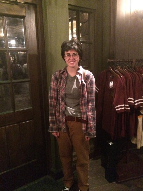 Harry Potter BlogHogwarts Cosplay Disfraz Halloween (26)