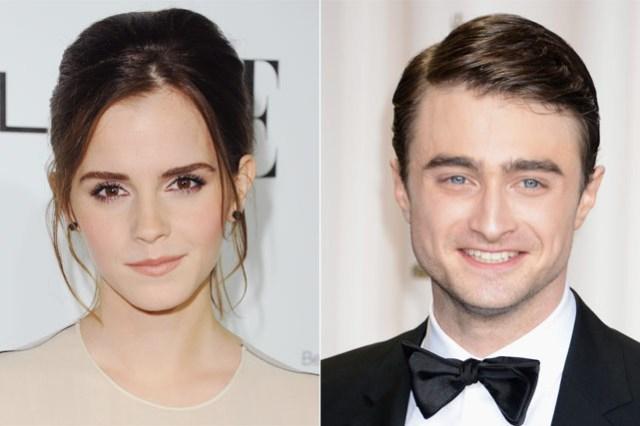 Harry Potter BlogHogwarts Daniel Radcliffe Emma Watson