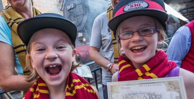 Harry Potter BlogHogwarts Expreso de Hogwarts Un Millon Pasajeros (1)