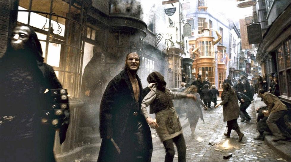 Harry Potter BlogHogwarts Fenrir Greyback