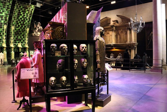 Harry Potter BlogHogwarts Artes Oscuras Tour Londres (3)