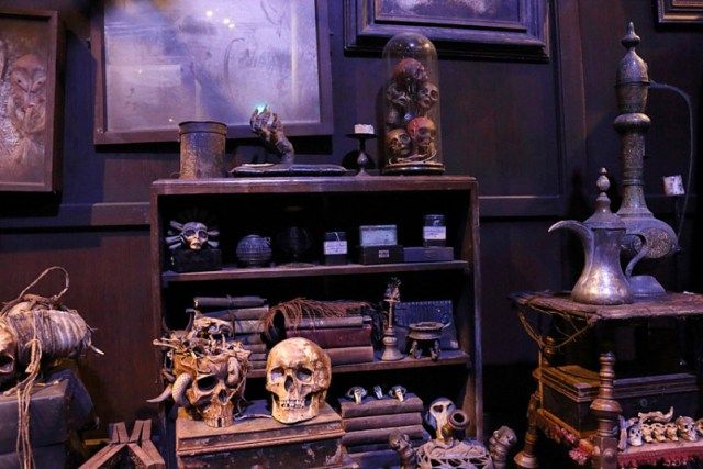 Harry Potter BlogHogwarts Artes Oscuras Tour Londres (7)