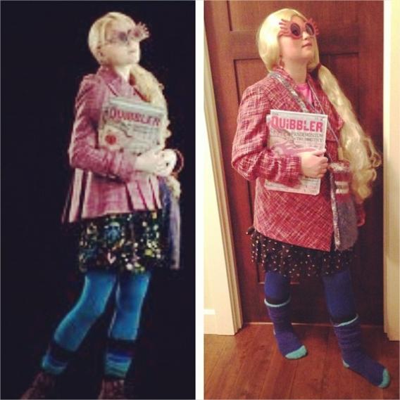 Harry Potter BlogHogwarts Disfraz Alternativo Halloween 2