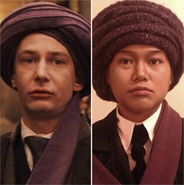 Harry Potter BlogHogwarts Disfraz Alternativo Halloween 23