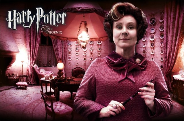 Harry Potter BlogHogwarts Dolores Umbridge