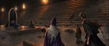 "Nuevo Texto de JK Rowling: ""Azkaban"""