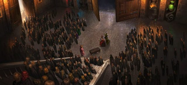 Harry Potter BlogHogwarts Orden del Fenix Pottermore Momentos (8)