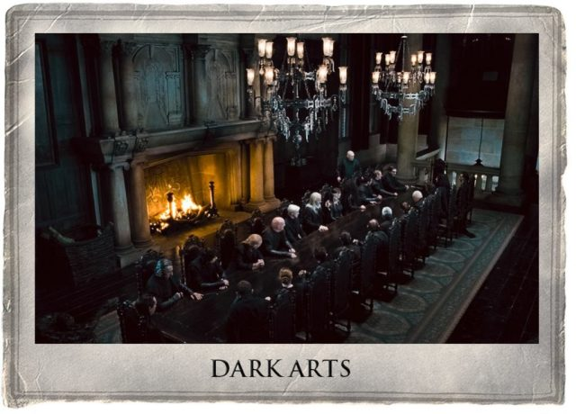 Harry Potter BlogHogwarts Tour Londres Artes Oscuras (26)