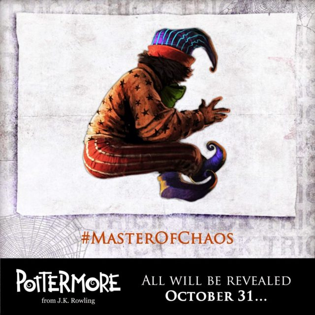 Harry Potter BlogHogwarts Truco Pottermore Peeves